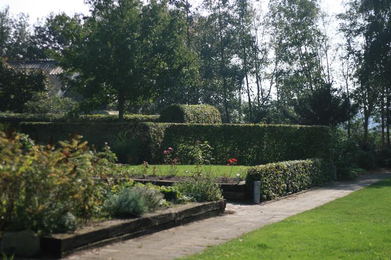 De tuin van Annapart
